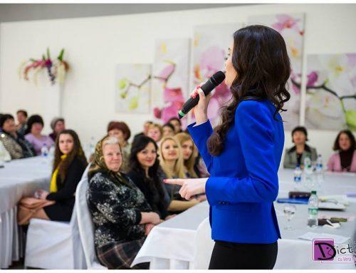 Nu știi cum să îți închei prezentarea? Vezi 5 tehnici folosite de Vera Nastasiu în discursurile sale publice