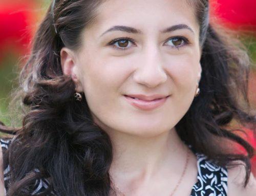 Dicție cu suflet: Ana Ungurean, studenta care vrea să cucerească prin discurs