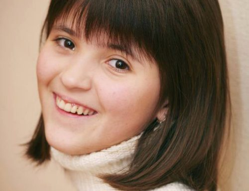 """Diana Jalbă, beneficiara proiectului social """"Dicție cu suflet"""": """"Un traducător de succes are nevoie de o dicție perfectă"""""""
