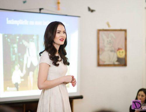 """Vera Nastasiu: """"Lectura este o călătorie interioară!  Alegeți această călătorie cât mai des posibil"""""""