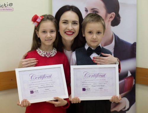 """Vera Nastasiu: """"Copiii au nevoie să fie încurajați în comunicare!"""""""