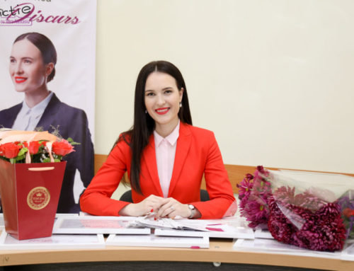 Vera Nastasiu: Eu n-am găsit o rețetă după care să-mi pregătesc ascensiunea profesională. Munca a fost determinantă.
