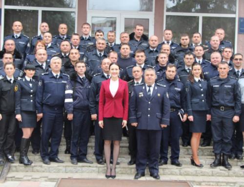 Training cu Vera Nastasiu – IGP Hîncești