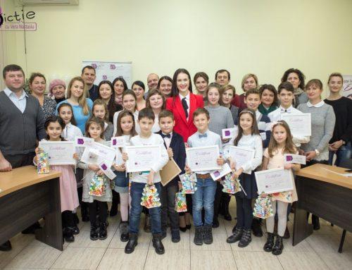 Evaluare finală – Copii, Nivelul I, Decembrie 2018