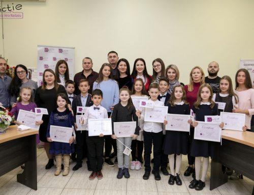 Evaluare finală – Copii, Nivelul I; Noiembrie 2018
