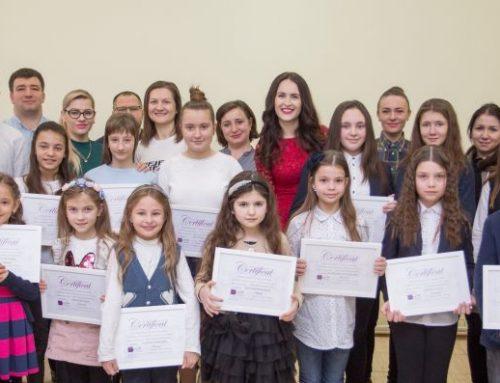 Evaluare finală – Copii – Ianuarie 2019