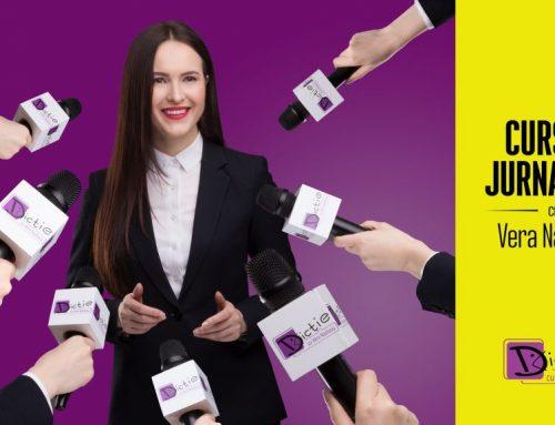Exclusivitate! Dicție.md cu Vera Nastasiu anunță lansarea Cursului de Jurnalism pentru copii