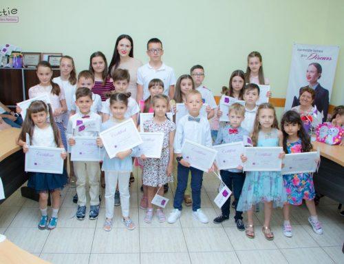 Din 13 Iulie, începe un nou curs de dicție pentru COPII cu Vera Nastasiu