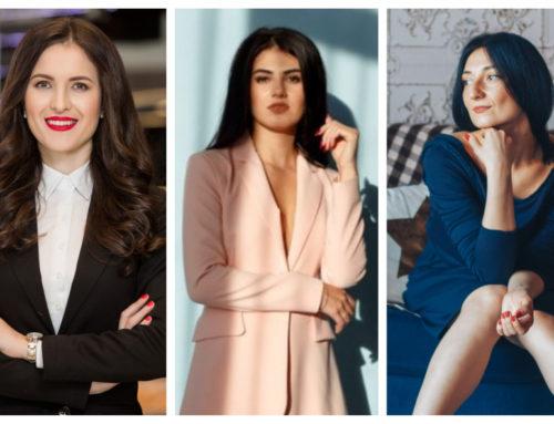 18 PERFECTE. TOP FEMEI DE SUCCES DIN MOLDOVA