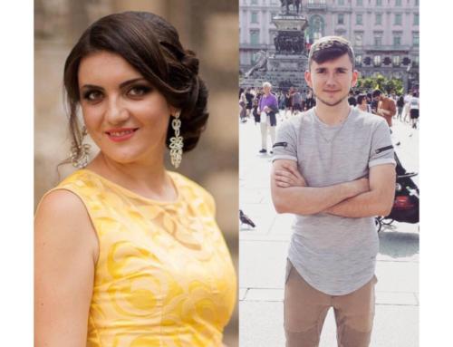 Mariana Radauta și Maxim Ipati sunt câștigătorii concursului dicție.md