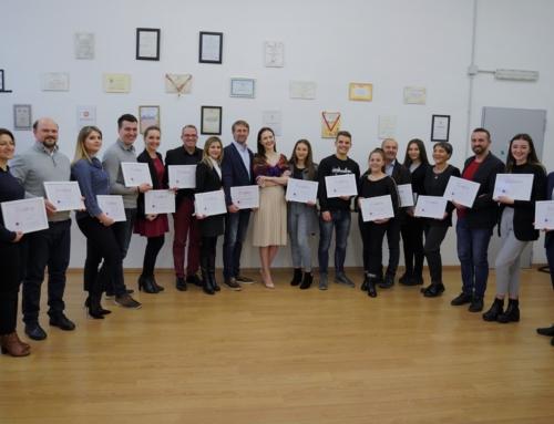 Training la dicție și discurs public la Torino cu Vera Nastasiu