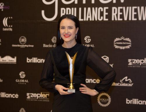 Vera Nastasiu a luat Trofeul pentru Excelență în Educație 2019
