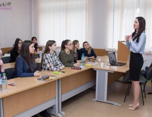 (Audio) Vera Nastasiu: Voi schimba modul de comunicare al generațiilor viitoare