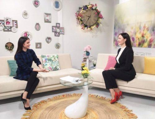 Vera Nastasiu, la Tezaur Media: Dicția te ajută să te faci bine înțeles