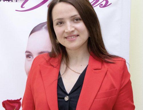 """DIANA CICONI: """"În R. Moldova nu există așa mentori ca Vera Nastasiu. Își cunoaște meseria până în cele mai mici detalii."""""""