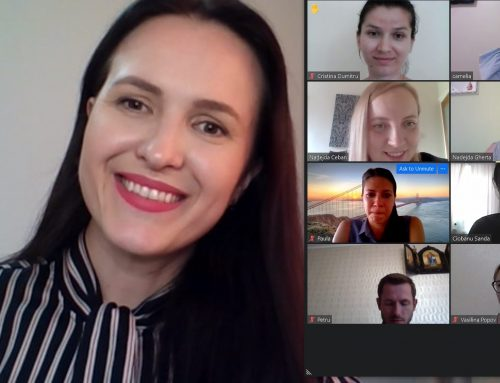 """Vasilina Popov, cursantă online: """"Recomand Dicție.md, pentru că este un curs relevant, util și bine organizat în scopul dezvoltării competențelor de dicție."""""""